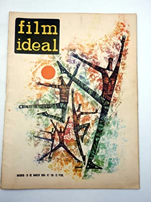 REVISTA FILM IDEAL 116. WEST SIDE STORY (VVAA) Film Ideal, 1962