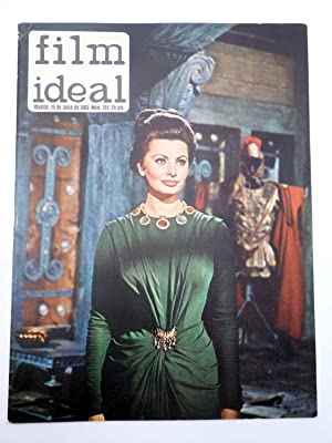 REVISTA FILM IDEAL 122. SOFIA LOREN (VVAA) Film Ideal, 1962