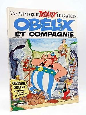 ASTERIX LE GAULOIS OBÉLIX ET COMPAGNIE (Uderzo: Uderzo / Goscinny