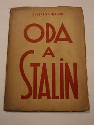 Oda a Stalin: Hidalgo, Alberto