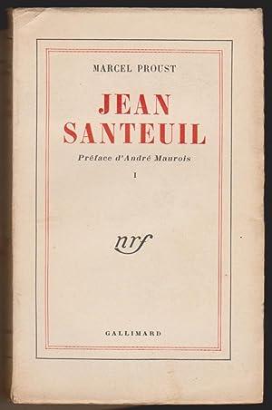 Jean Santeuil: Proust Marcel