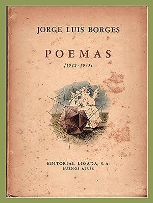 Poemas (1922 - 1943): Jorge Luis Borges