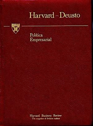 HARVARD BUSINESS REVIEW. POLITICA EMPRESARIAL. Vol. 1021 - 1) Como competir con las empresas ...