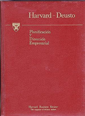 HARVARD BUSINESS REVIEW. PLANIFICACION Y DIRECCION EMPRESARIAL. Vol. 1031. 1) La gran importancia ...