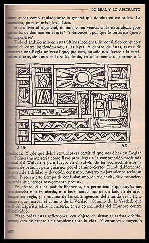 Universalismo Constructivo - Firmado - Ejemplar N° 32): Joaquín Torres García