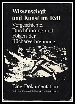 Wissenschaft und Kunst im Exil.