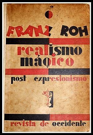 Resultado de imagen para franz roh realismo magico post expresionismo