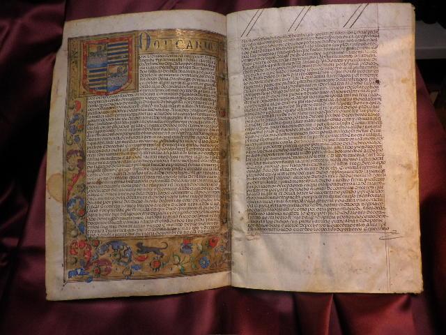 REAL EJECUTORIA DE HIDALGUIA, GANADA POR ALONSO DE CONTRERAS EN EL AÑO 1531