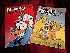 DUMBO ( COLECCIÓN, HISTORIETAS COMICAS DE. ): DISNEY, WALT