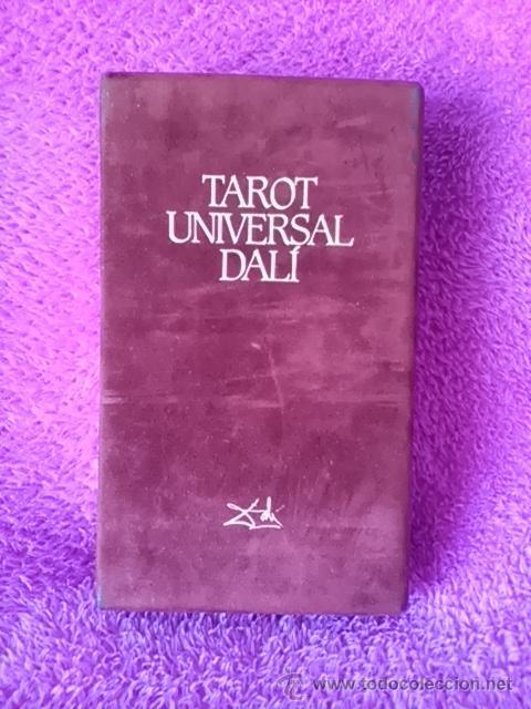 TAROT UNIVERSAL DALÍ: Dalí