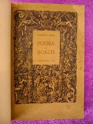 POEMA DEL BOSCH: Alexandre de Riquer