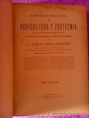 AGRICULTURA Y ZOOTECNIA: D. Joaquin Ribera