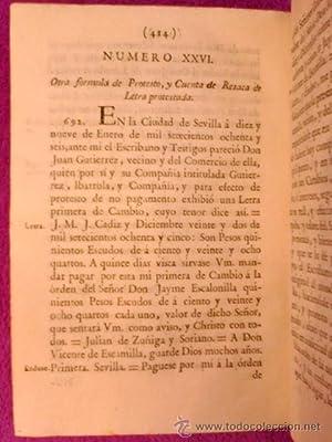 TRATADO LEGAL TEORICO Y PRACTICO DE LETRAS DE CAMBIO (TOMO I): miguel Geronimo Suarez