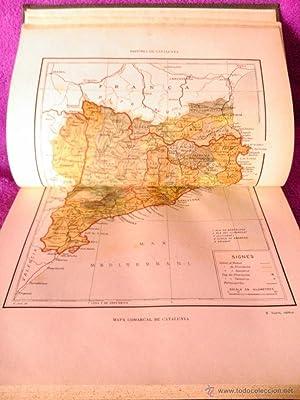 HISTORIA DE CATALUNYA: Antoni Aulestia i Pijoan; Ernest Moline i Brases