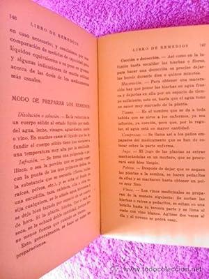 FRAY ANSELMO, LIBRO DE REMEDIOS: Fray Anselmo