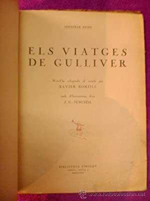 VIATGES DE GULLIVER: Jonathan Swift