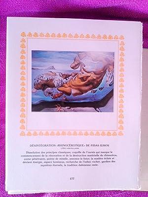 DALÍ DELIT EMPORDA, JOSEP VALLES ROVIRA 1987 FIRMAT: Josep Vallès Rovira