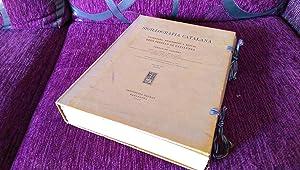 SIGILLOGRAFIA CATALANA, FERRAN DE SAGARRA, VOLUM III, ALBUM DE LAMINAS 1932: Ferran de Sagarra