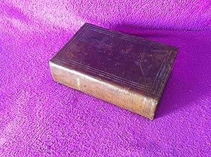 LA SANTA BIBLIA, ANTIGUO Y NUEVO TESTAMENTO, CIPRIANO DE VALERA 1869: CIPRIANO DE VALERA