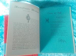 ORIGINAL, EL EXPLOSIVO MANIFIESTO MISTICO, SALVADOR DALÍ, J. FONT ESPINA, 1952: SALVADOR ...