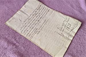 DOCUMENT ORIGINAL DE SABADELL 1823 FRANCISCO ALSINA Y PONS, 3 SEGELLS