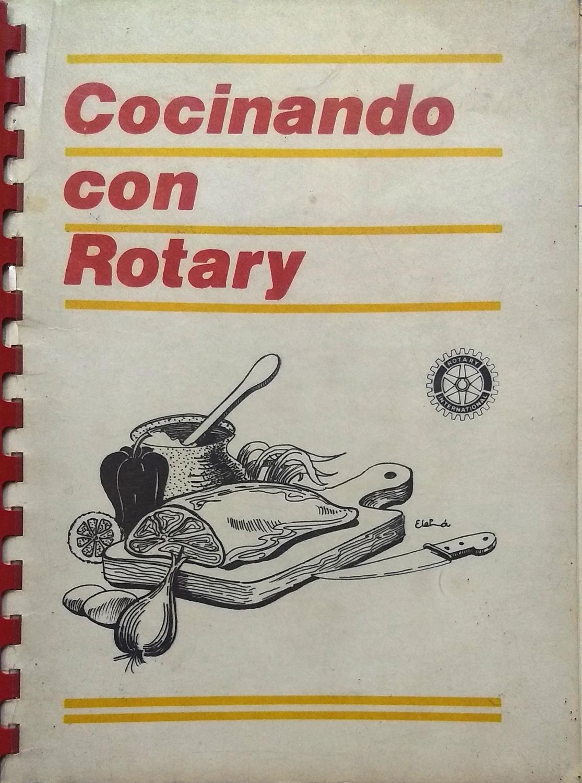 Cocinando Con Rotary De Señoras De Rotary Club Curicó Recopilación