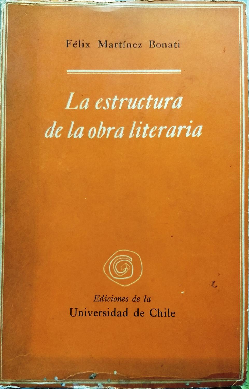 La Estructura De La Obra Literaria Una
