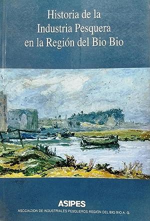 Historia de la industria pesquera en la: Salvo González, Luis