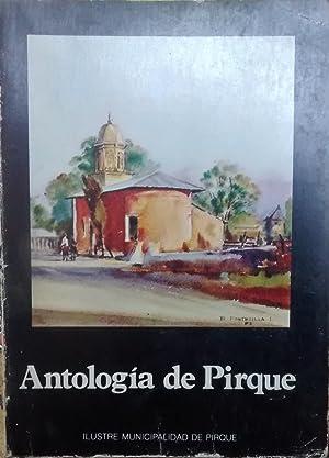 Antología de Pirque: Ruíz-Tagle, Carlos ( Selección y prólogo )