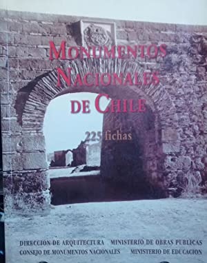 Monumentos nacionales de Chile : 225 fichas: Montandón, Roberto - Pirotte, Silvia