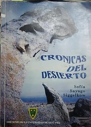 Crónicas del desierto: Sayago Siggelkow, Sofía