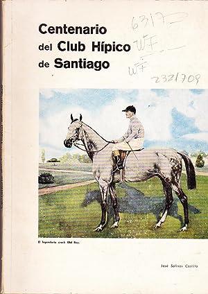 Centenario del Club Hípico de Santiago: Salinas Castillo, José