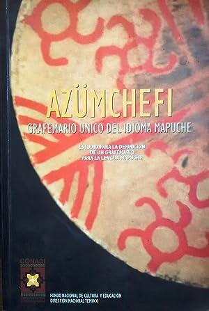 Azümchefi. Grafemario único del idioma mapuche. Estudio