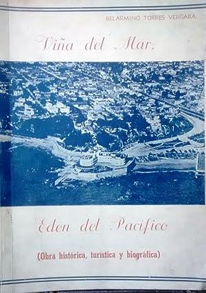 Viña del Mar : Edén del Pacífico.: Torres Vergara, Belarmino