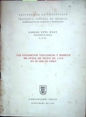 Los fenómenos volcánicos y sísmicos de fines: Veyl Oñat, Carlos