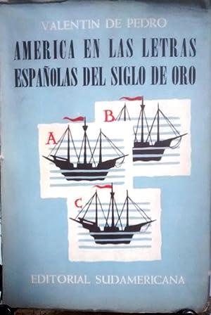 América en las letras españolas del siglo de oro: Pedro, Valentín de