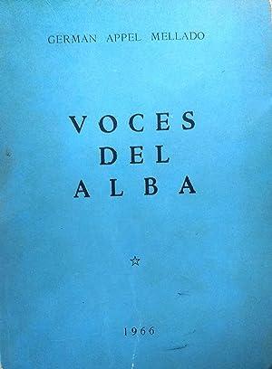 Voces del alba: Appel Mellado, Germán