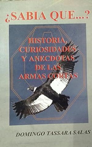 Sabías que . ?. Historia, curiosidades y: Tassara Salas, Domingo
