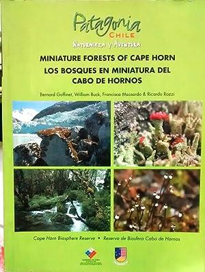 Los bosques en miniatura del Cabo de Hornos - Miniature forests of Cape Horn: Goffinet, Bernard - ...
