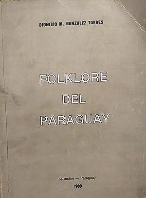 Folklore del Paraguay: González Torres, Dionisio