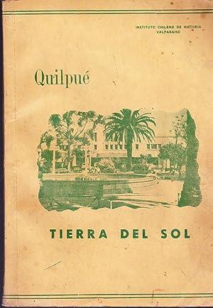 Quilpué Tierra del Sol. Libro Histórico, Turístico: Torres Vergara, Belarmino