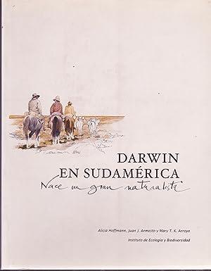 Darwin En Sudamérica Nace un Gran Naturalista: Hoffmann, Alicia- Armestro, Juan J.- Arroyo, ...
