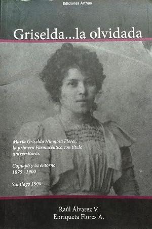 Griselda . la olvidada. María Griselda Hinojosa Flores, la primera Farmacéutica con t...