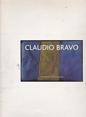 Claudio Bravo Pinturas y Dibujos.: Bowles, Paul- Vargas Llosa, Mario