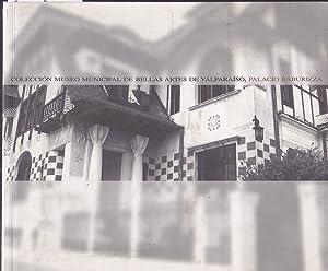 Colección Museo Municipal de Bellas Artes de Valparaíso, Palacio Baburizza: Lastarria...