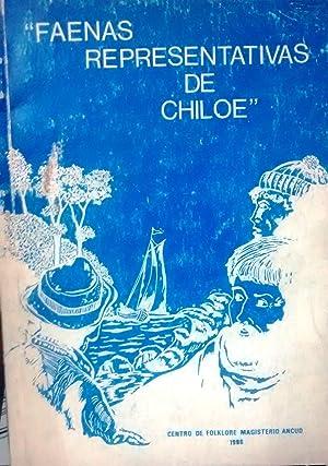 Faenas representativas de Chiloé