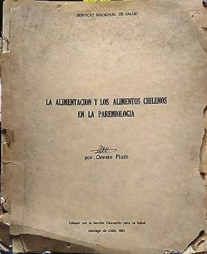 La alimentación y los alimentos chilenos en la paremiología: Plath, Oreste ( 1907-1996 )