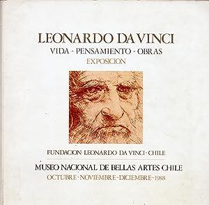 Leonardo Da Vinci Vida-Pensamiento-Obras Exposición Museo Nacional de Bellas Artes Chile ...