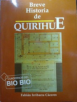 Breve historia de Quirihue: Irribarra Cáceres, Fabián