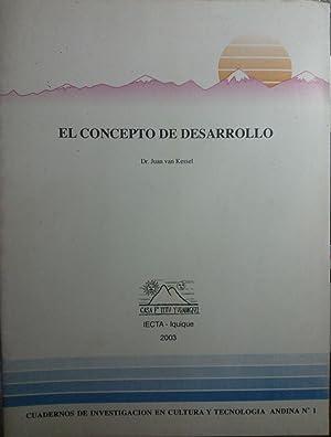 El concepto de desarrollo: Van Kessel, Juan